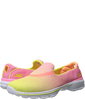 SKECHERS KIDS - GO Walk 3 81072L (Little Kid/Big Kid)