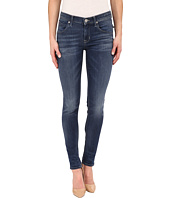 Hudson - Lilly Mid-Rise Ankle Skinny in Indigo Aster