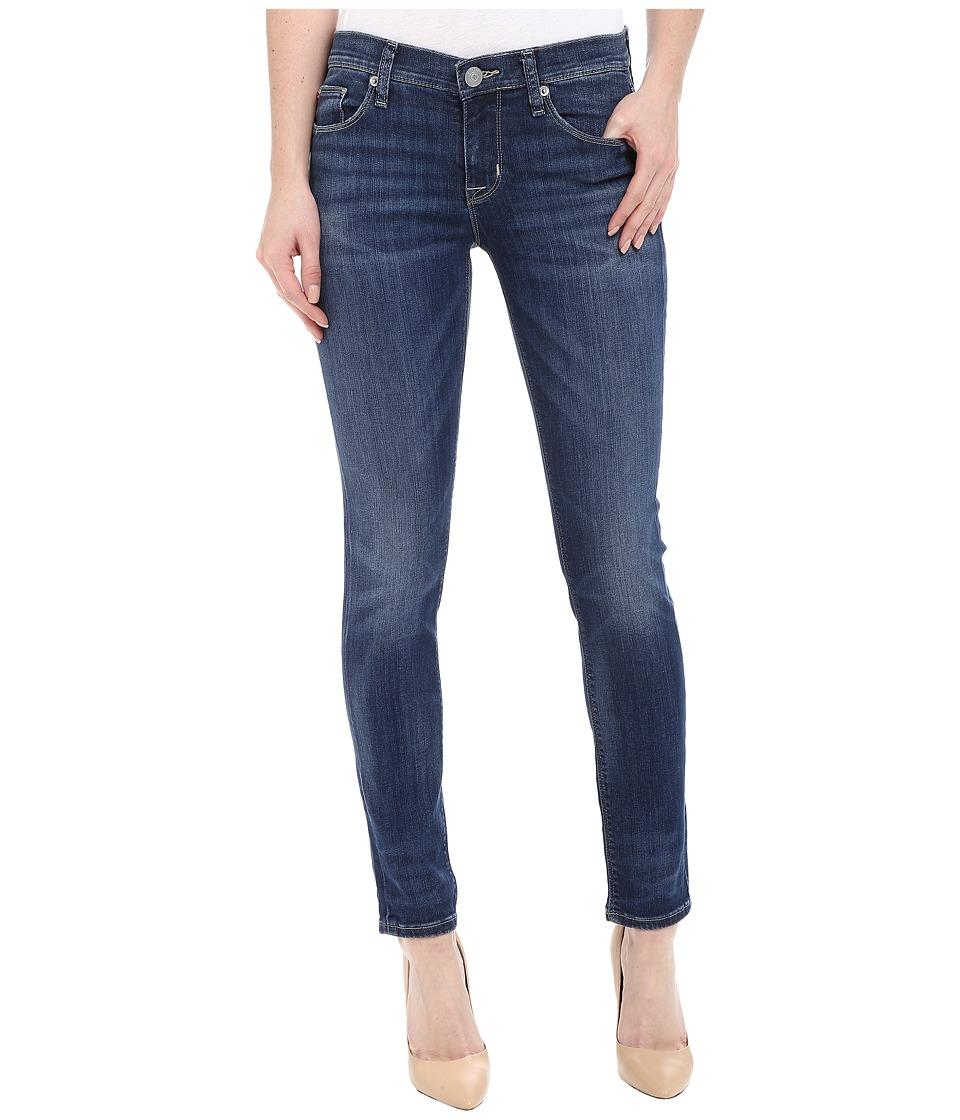 Hudson Krista Ankle Super Skinny in Indigo Aster Indigo Aster Womens Jeans