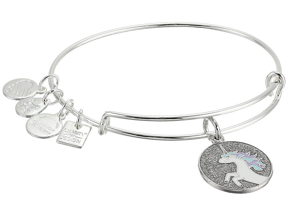 Alex and Ani - Charity by Design Unicorn Charm Bangle