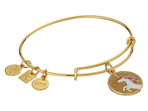 Alex and Ani Charity by Design Unicorn Charm Bangle - Shiny Gold