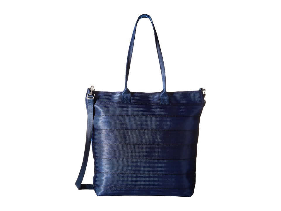 Harveys Seatbelt Bag - Streamline Tote (Indigo 2) Tote Handbags