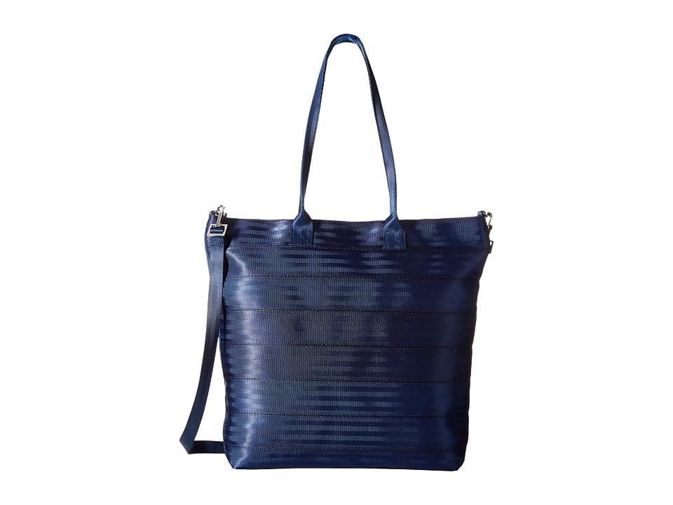 Harveys Seatbelt Bag Streamline Tote Indigo 2 Tote Handbags
