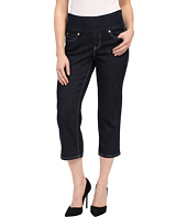 Jag Jeans Petite - Petite Echo Crop in Dark Shadow Comfort Denim