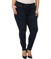 Jag Jeans Plus Size - Plus Size Westlake Skinny in Indigo Steel Republic Denim