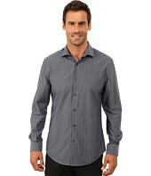 Perry Ellis - Non-Iron Irredescent Check Pattern Shirt