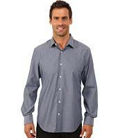 Perry Ellis - Non-Iron Stripe Pattern Shirt