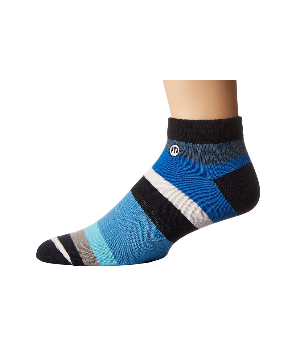 TravisMathew Tamayo Socks Insignia Blue Mens Low Cut Socks Shoes