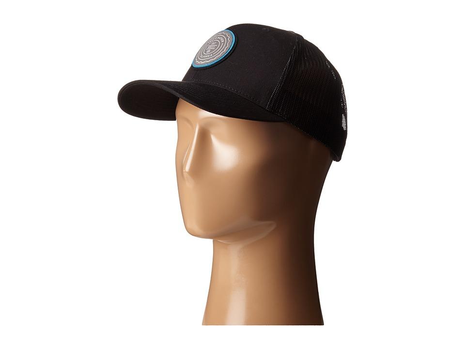 TravisMathew - Trip L (Black) Caps
