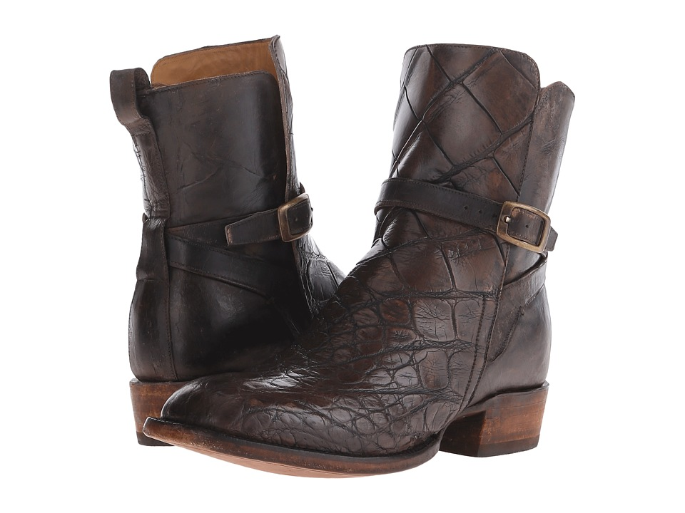Lucchese BL1801 (Tan) Cowboy Boots