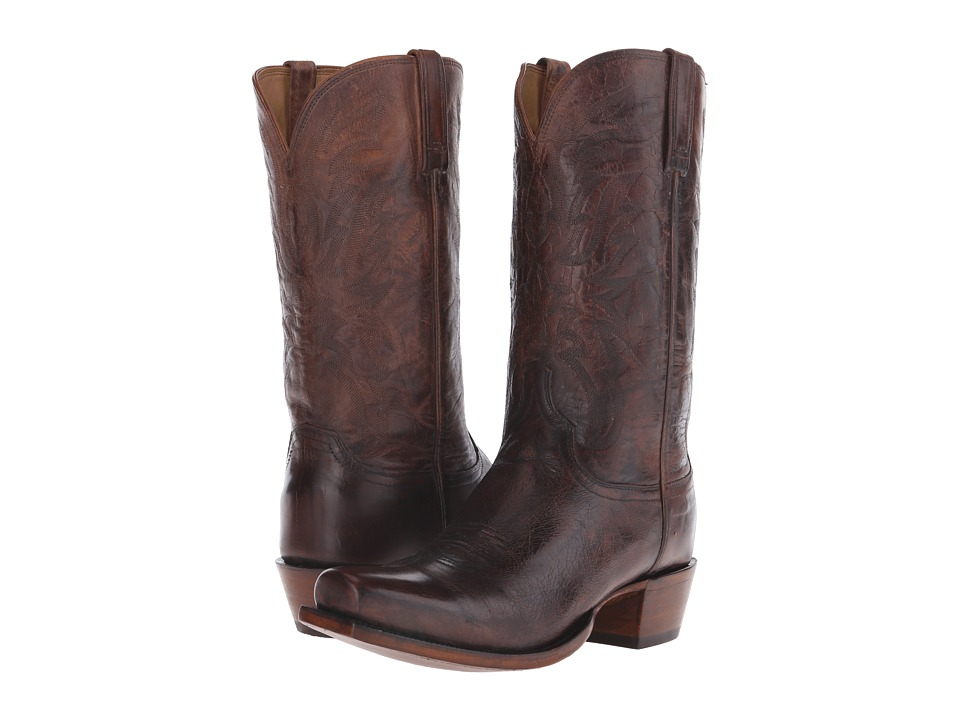 Lucchese HL1512.73 (Tan) Cowboy Boots