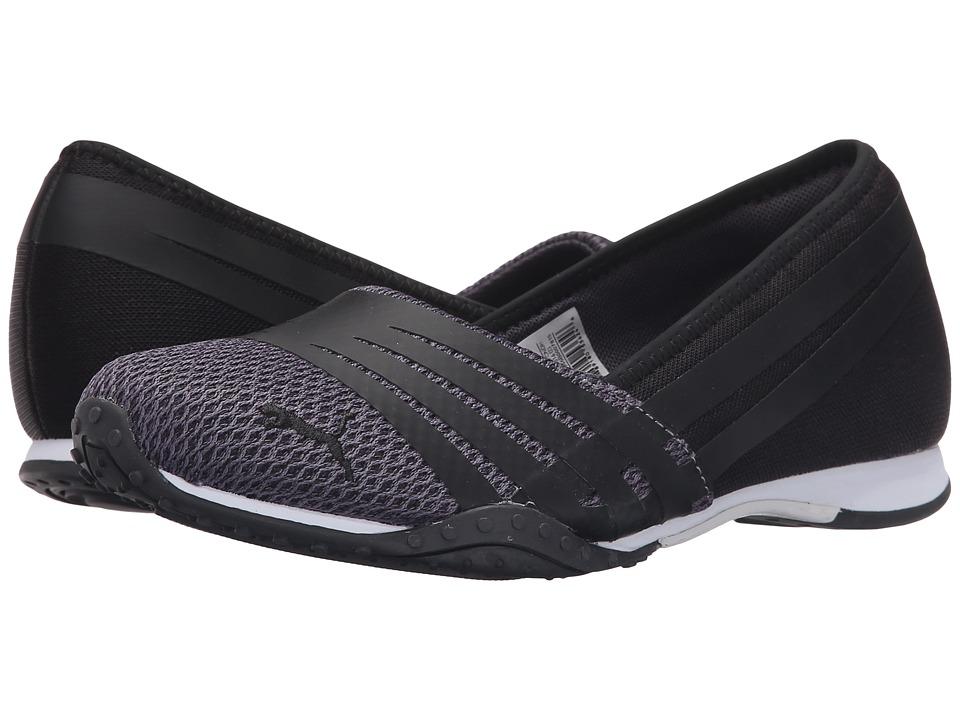 PUMA - Asha Alt 2 Heather (Periscope/Black) Womens Shoes