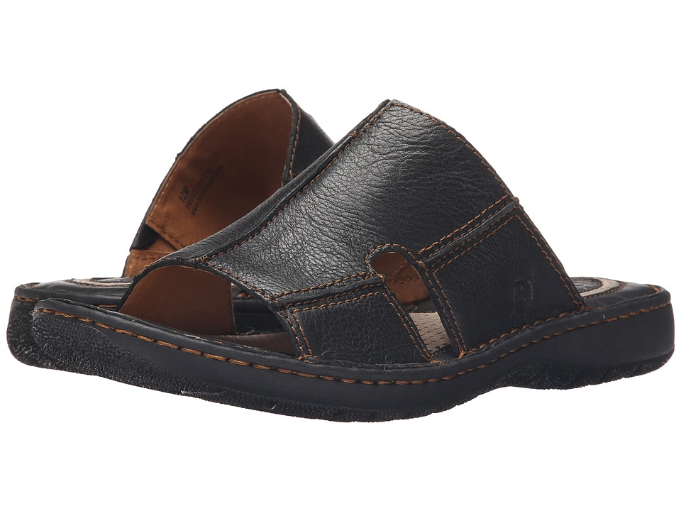 Born - Jared (Black Full Grain Leather) Men