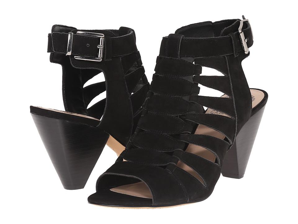 Vince Camuto Elika Black Womens Shoes