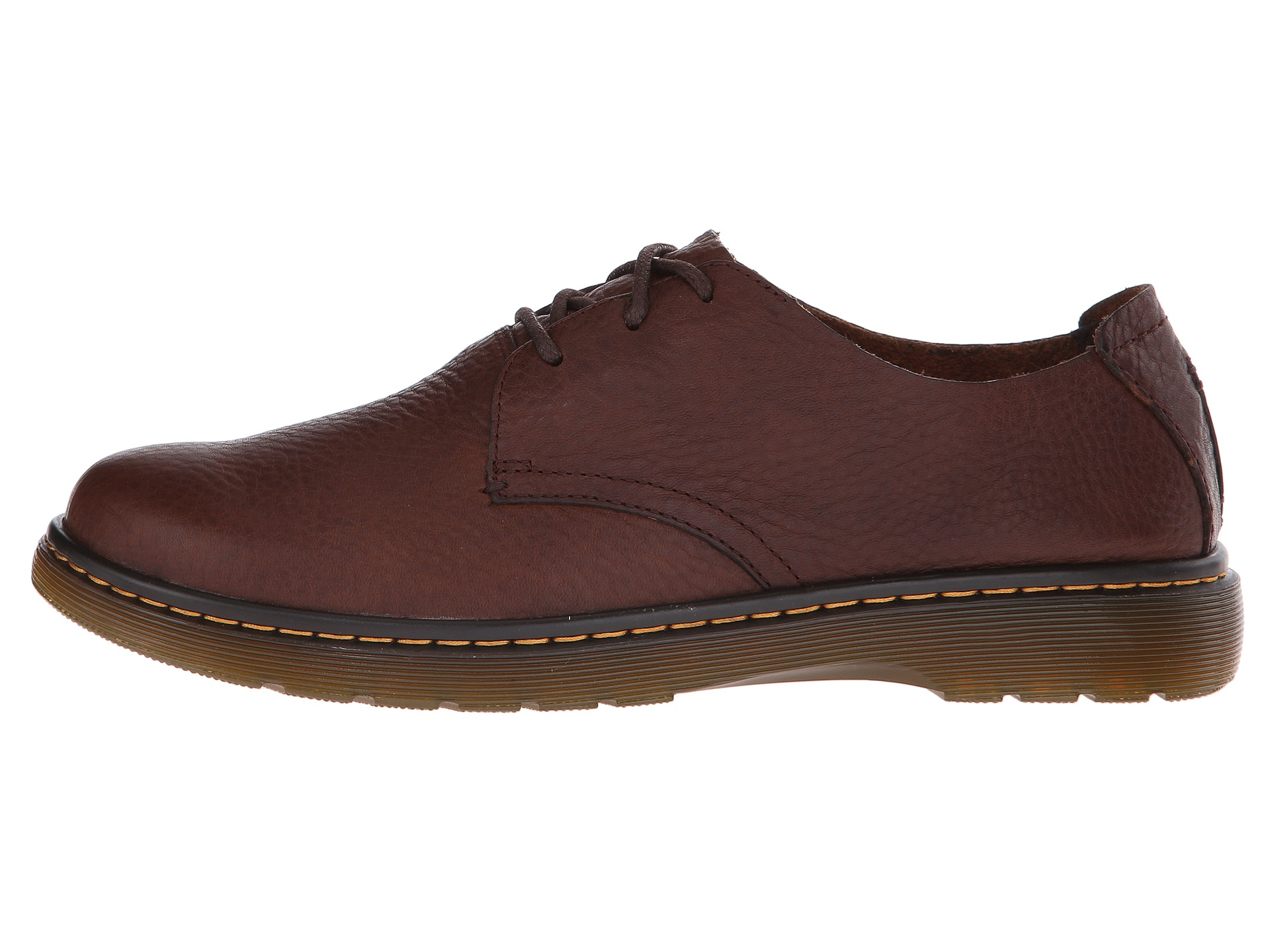 dr martens elsfield 3 eye shoe at. Black Bedroom Furniture Sets. Home Design Ideas