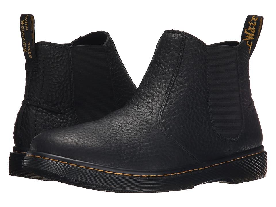 Dr. Martens - Lyme Chelsea Boot (Black Grizzly) Men