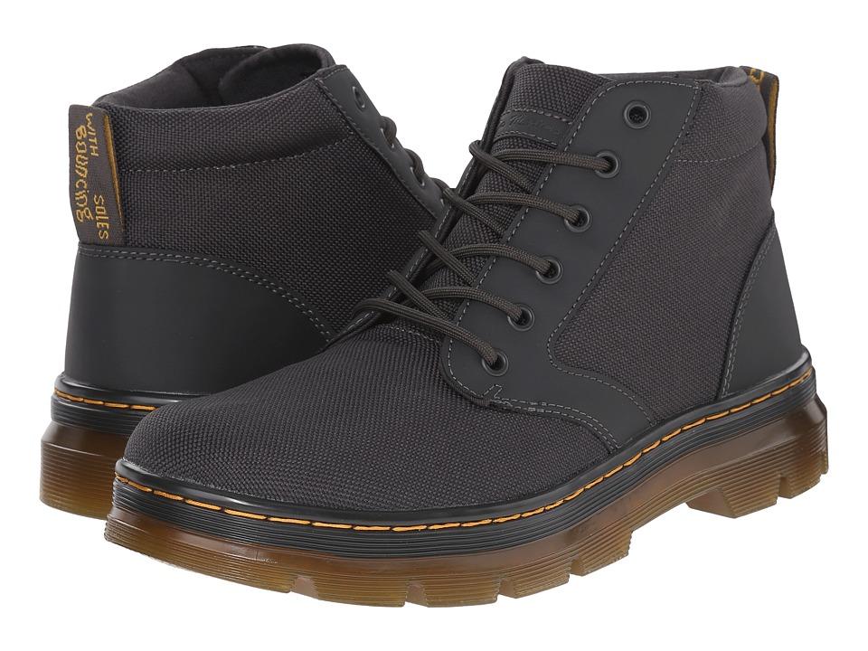 Dr. Martens - Bonny Chukka Boot (Charcoal/Extra Tough Nylon/Rubbery) Men