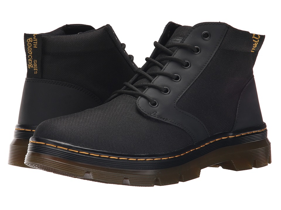 Dr. Martens - Bonny Chukka Boot (Black/Extra Tough Nylon/Rubbery) Men