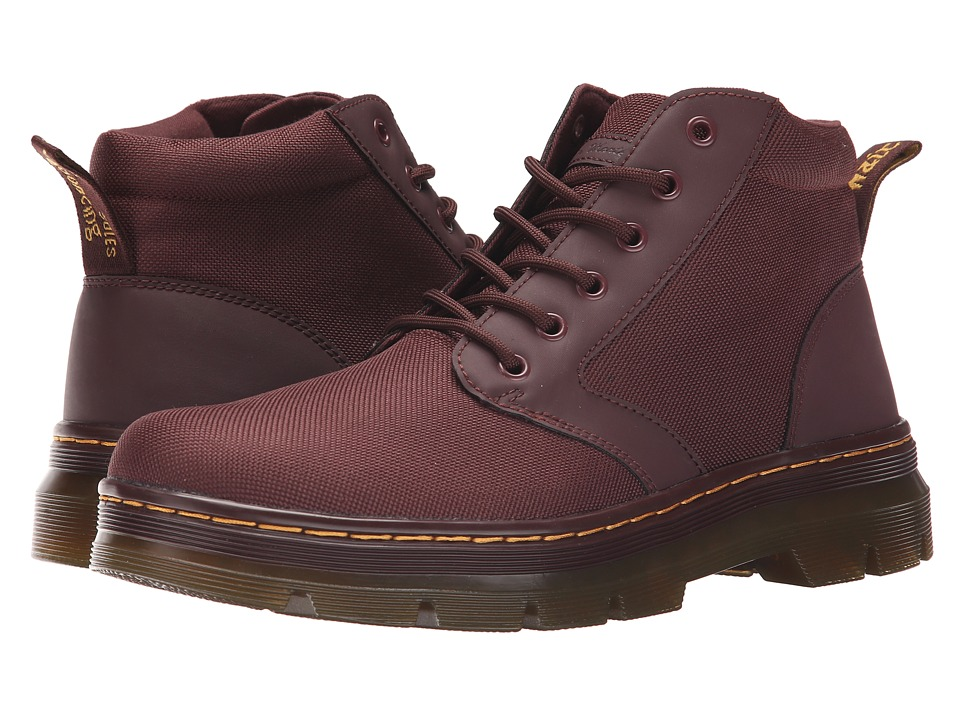 Dr. Martens - Bonny Chukka Boot (Old Oxblood/Extra Tough Nylon/Rubbery) Men