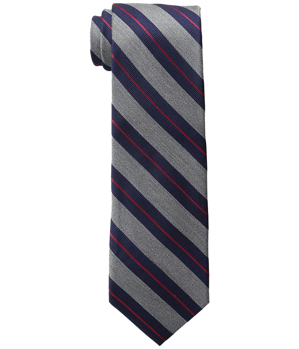 Tommy Hilfiger Autumn Stripe 2 Gray Ties