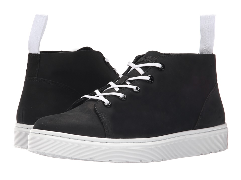 Dr. Martens - Baynes Chukka Boot (Black Kaya) Men