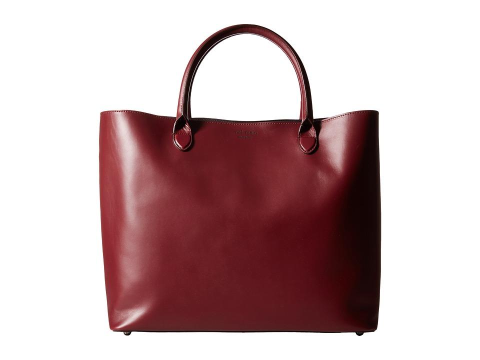 meli melo Sian Burgundy Handbags