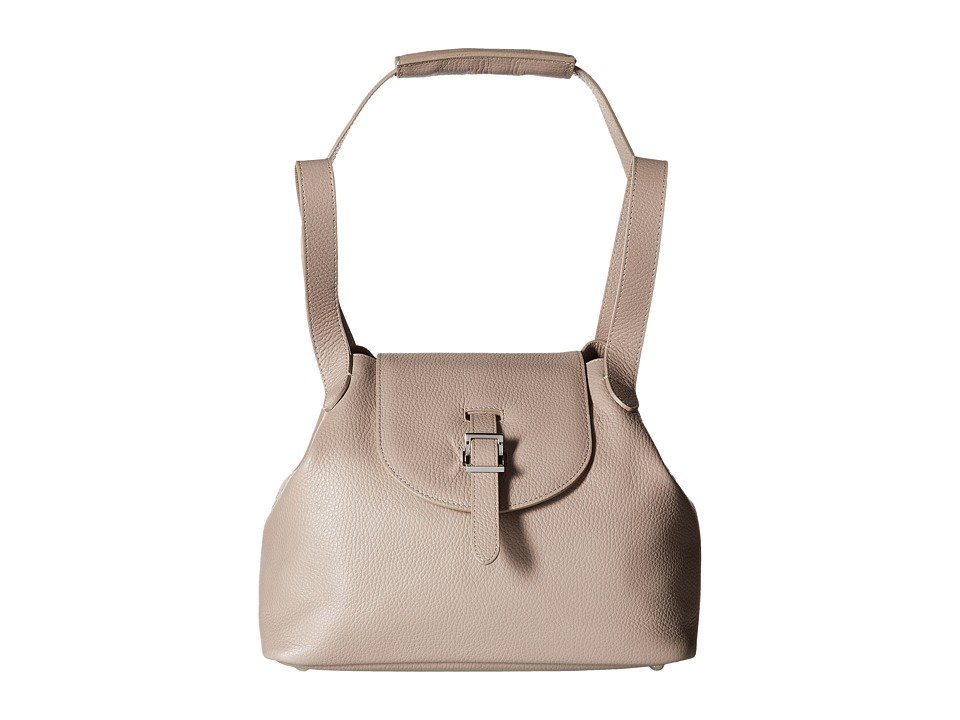 meli melo Thela Medium Taupe Satchel Handbags