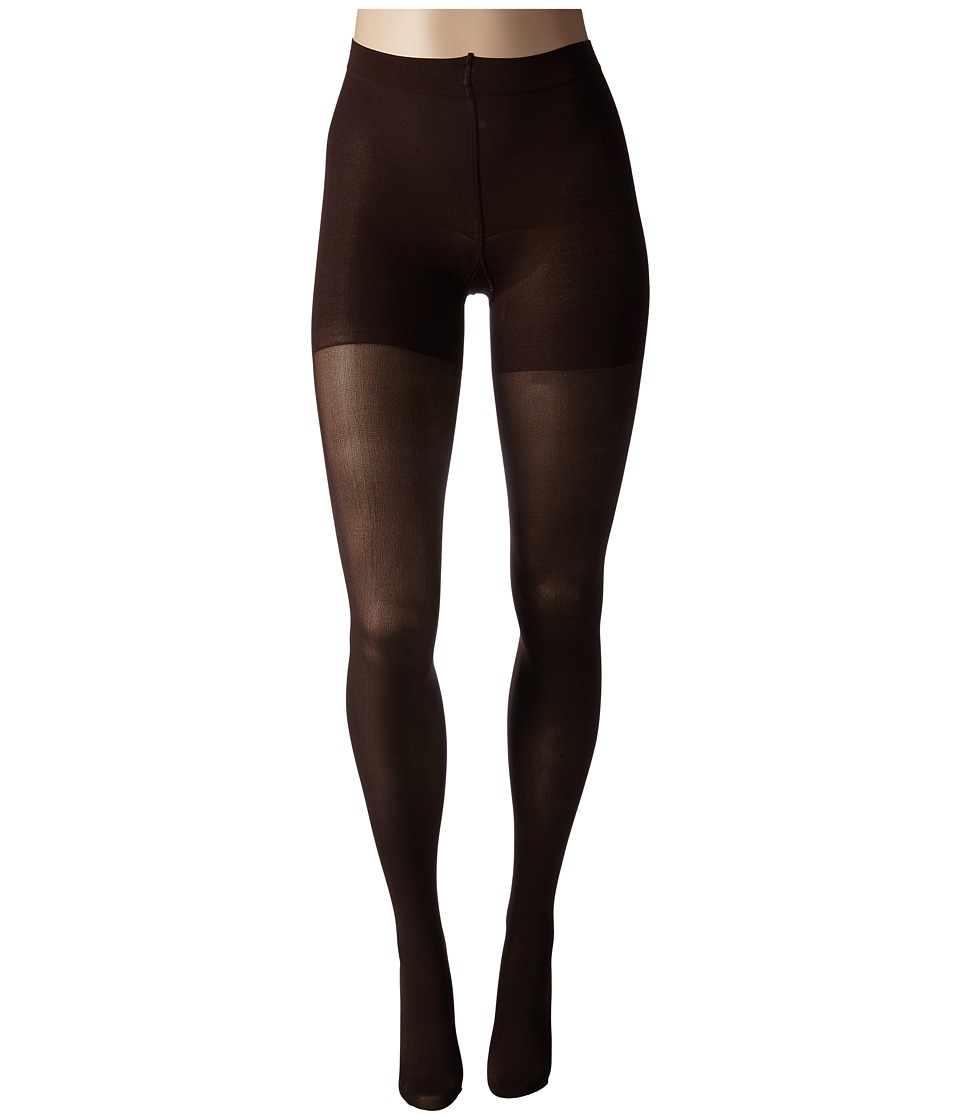 Spanx - Luxe Leg Shaping Tights (Bittersweet) Hose