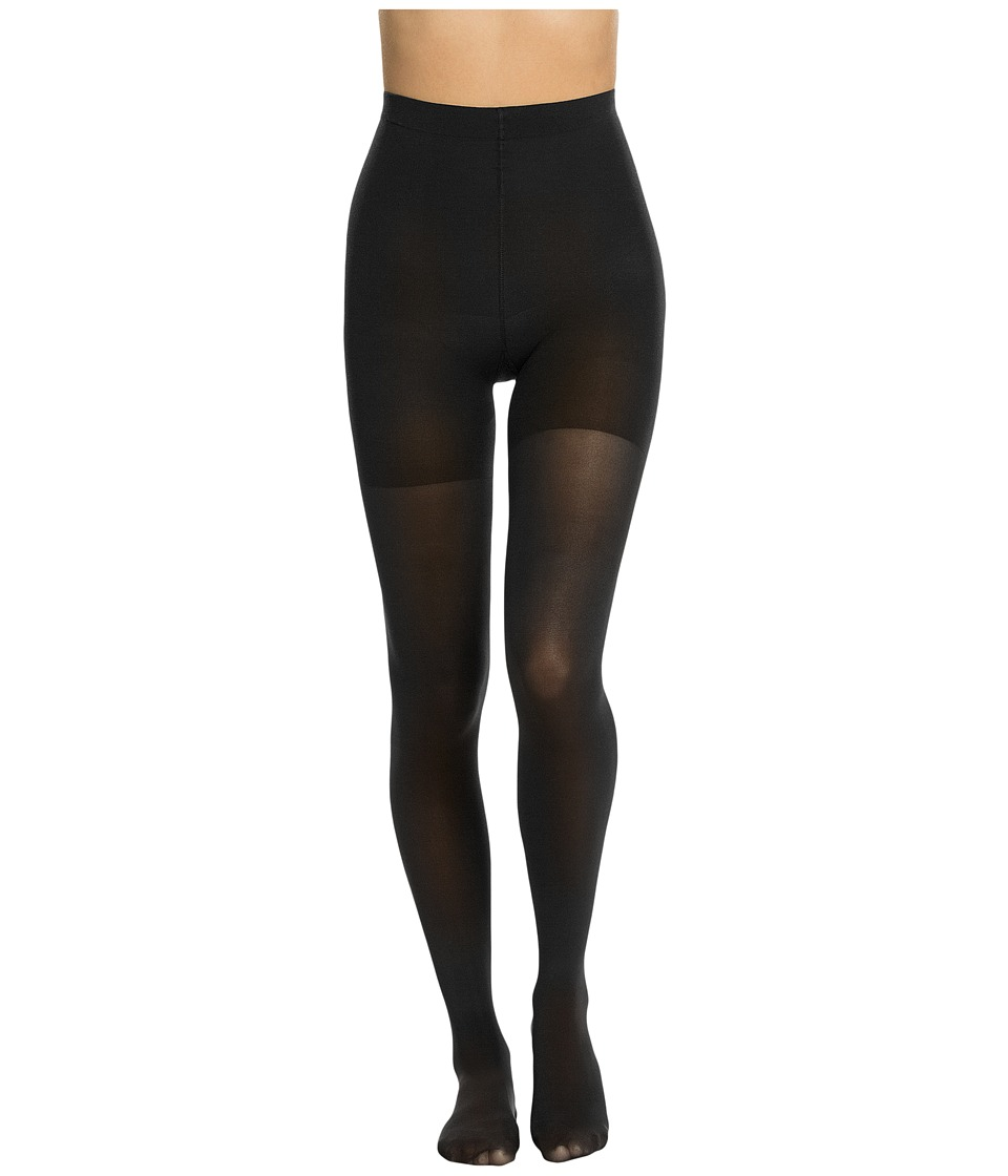 Spanx Luxe Leg Shaping Tights Very Black Hose