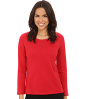 Jockey - Long Sleeve Top with Pocket