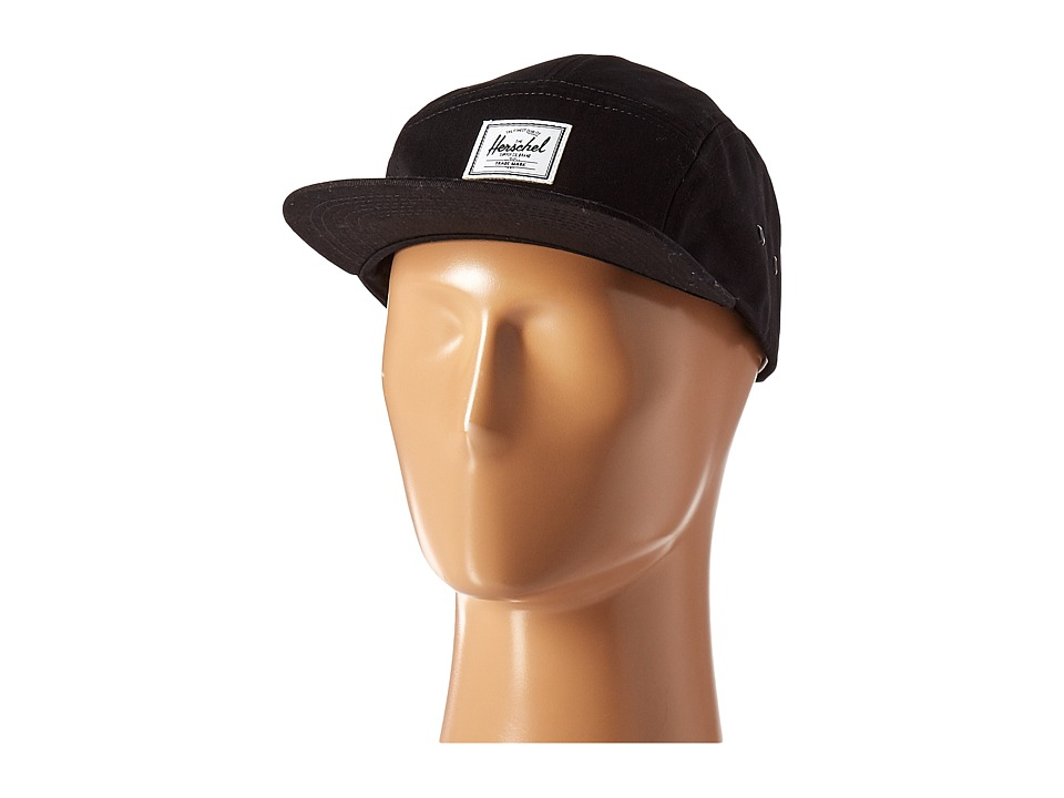 Herschel Supply Co. - Glendale Classic (Black) Caps