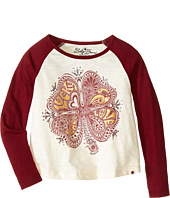 Lucky Brand Kids - Clover Foil Tee (Little Kids)