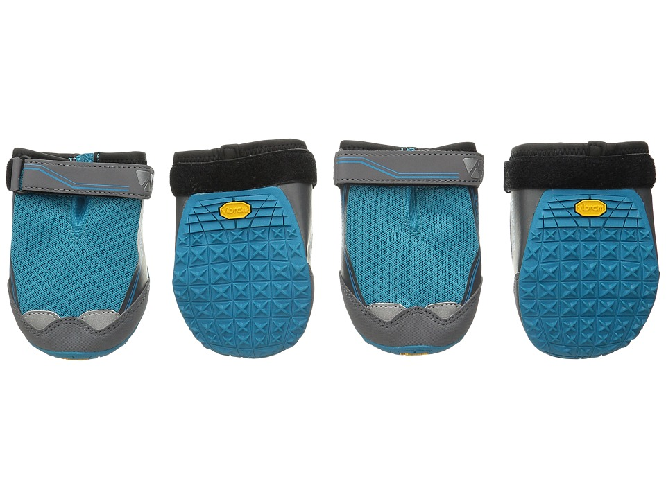 Ruffwear Grip Trex Boots (Blue Spring) Dog Clothing