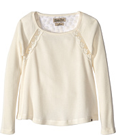 Lucky Brand Kids - Nari Long Sleeve Lace Thermal (Little Kids)