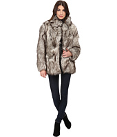 Betsey Johnson - Chubby Faux Fur