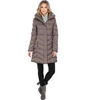 Betsey Johnson - 3/4 Puffer with Faux Fur Trim
