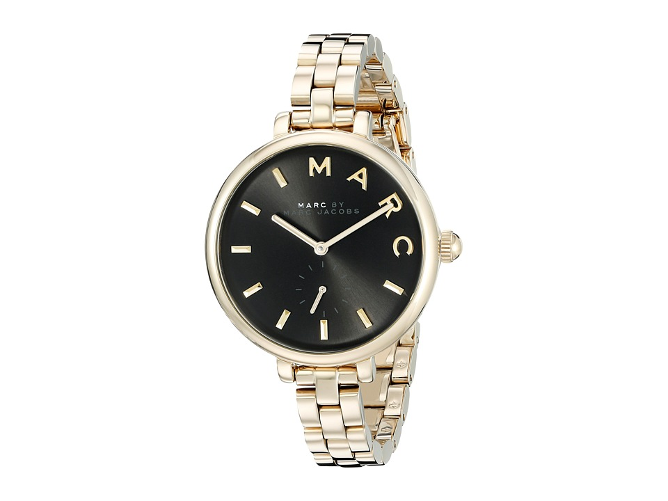 Marc by Marc Jacobs MJ3454 Sally Gold Tone Watches