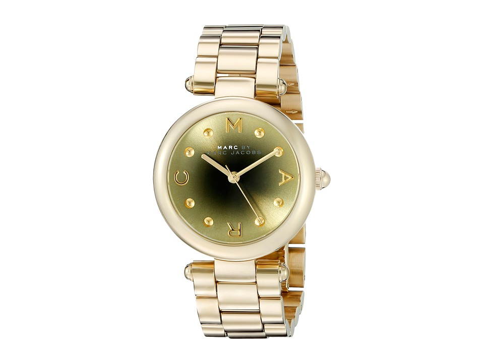 Marc by Marc Jacobs MJ3448 Dotty Gold Tone Watches