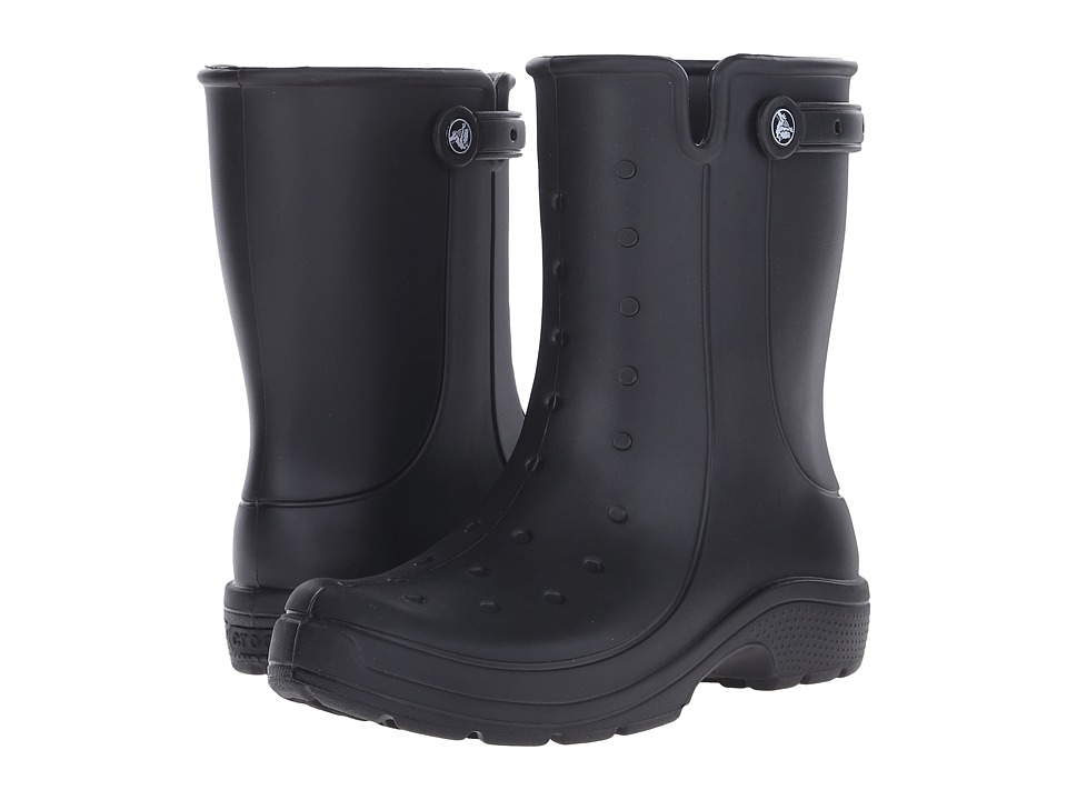 Crocs Reny II Boot (Black) Boots