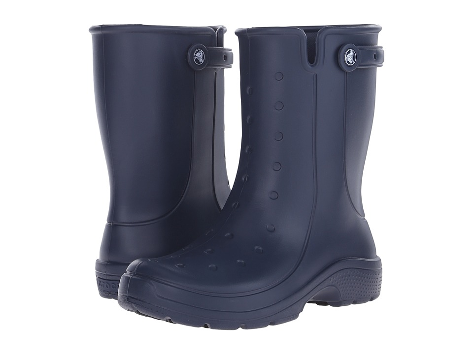 Crocs - Reny II Boot (Navy) Boots