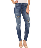Hudson - Nico Mid-Rise Ankle Skinny in Homeland