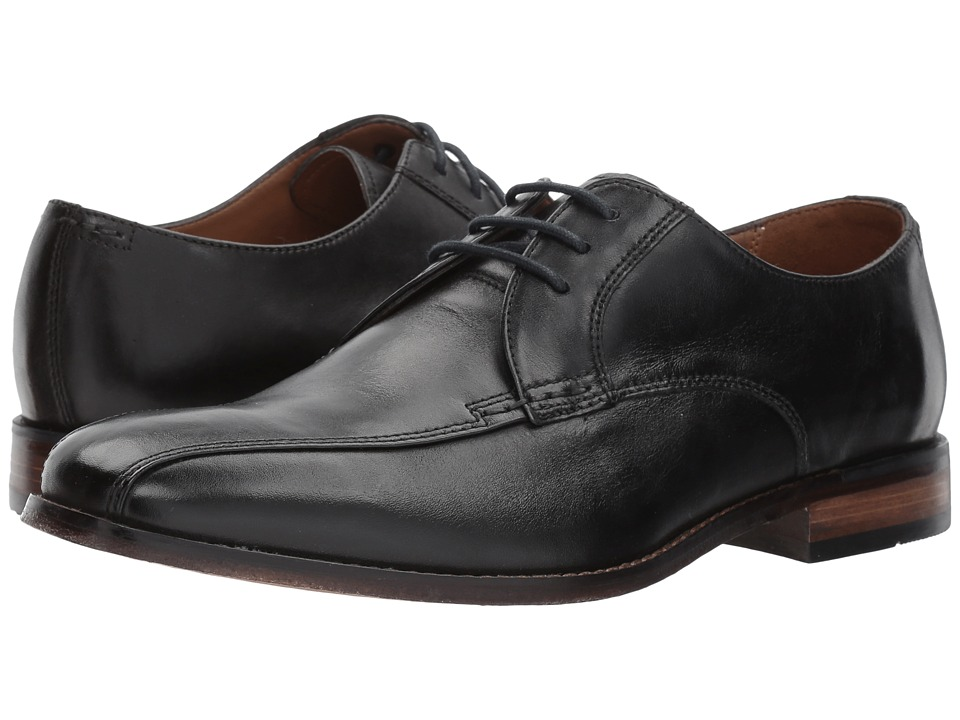 Bostonian Narrate Walk (Black Leather) Men