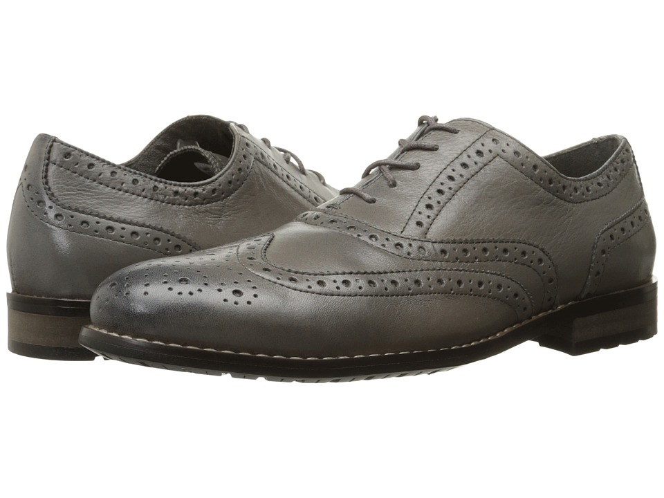 Nunn Bush TJ Wingtip Oxford (Gray) Men