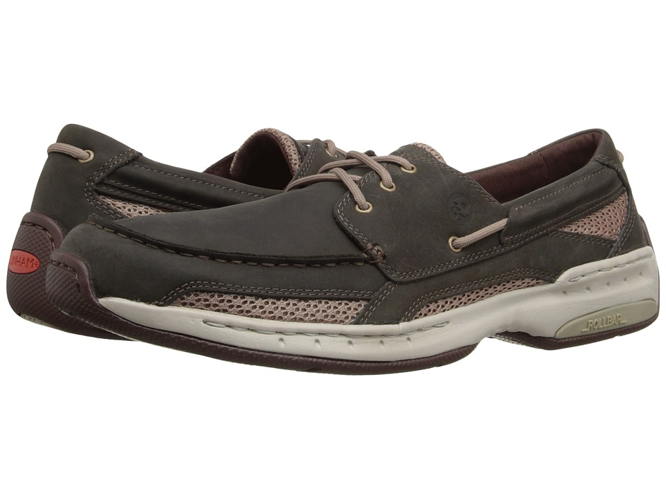 Dunham Captain Olive Mens Slip on Shoes