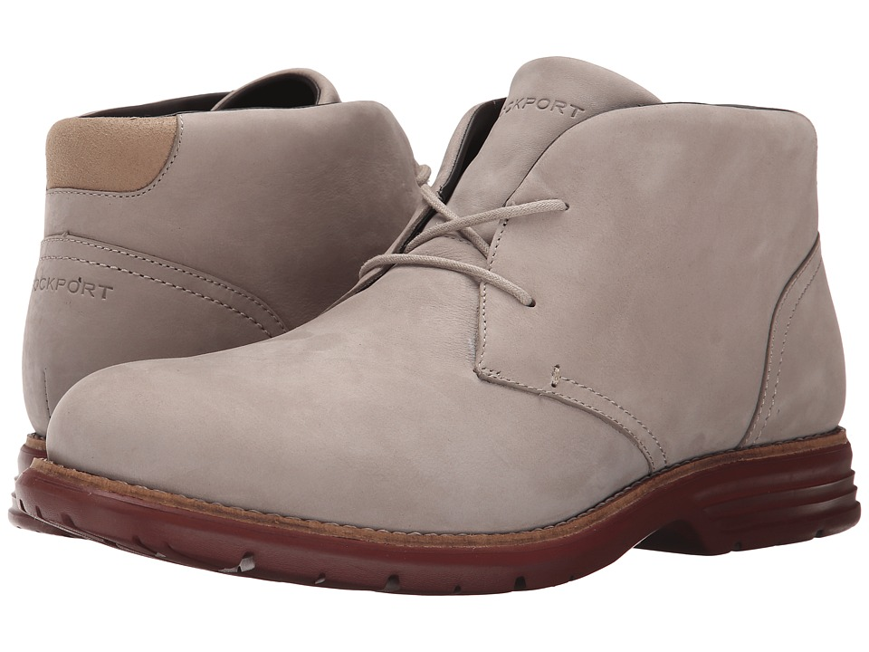Rockport Total Motion Fusion Desert Boot (Rocksand) Men