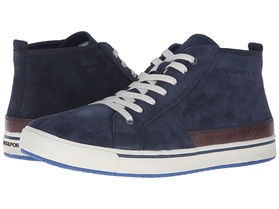 Rockport Path to Greatness Chukka New Dress Blues Mens Lace up Boots