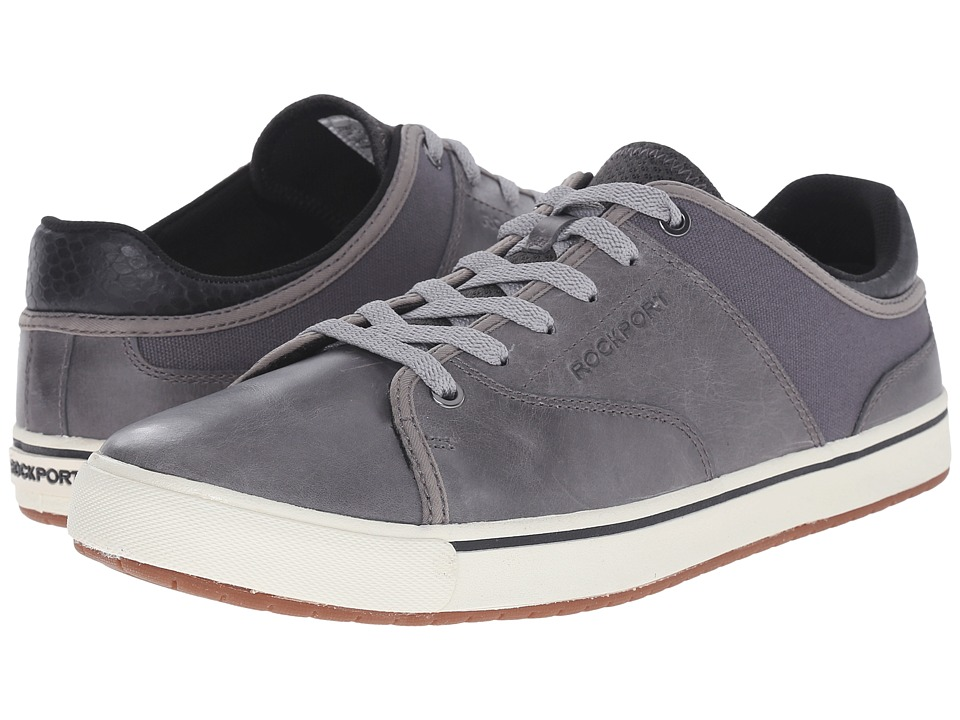 Rockport Path to Greatness Lace to Toe Grey Mens Lace up casual Shoes