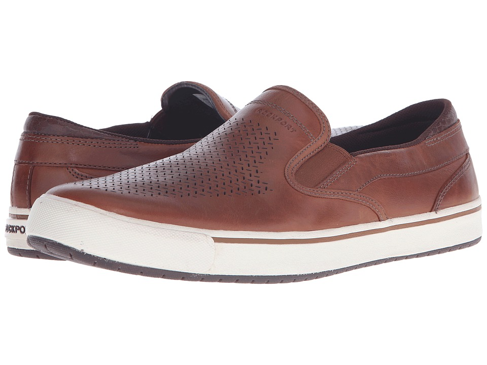 Rockport - Path to Greatness Slip-on (Tan) Men