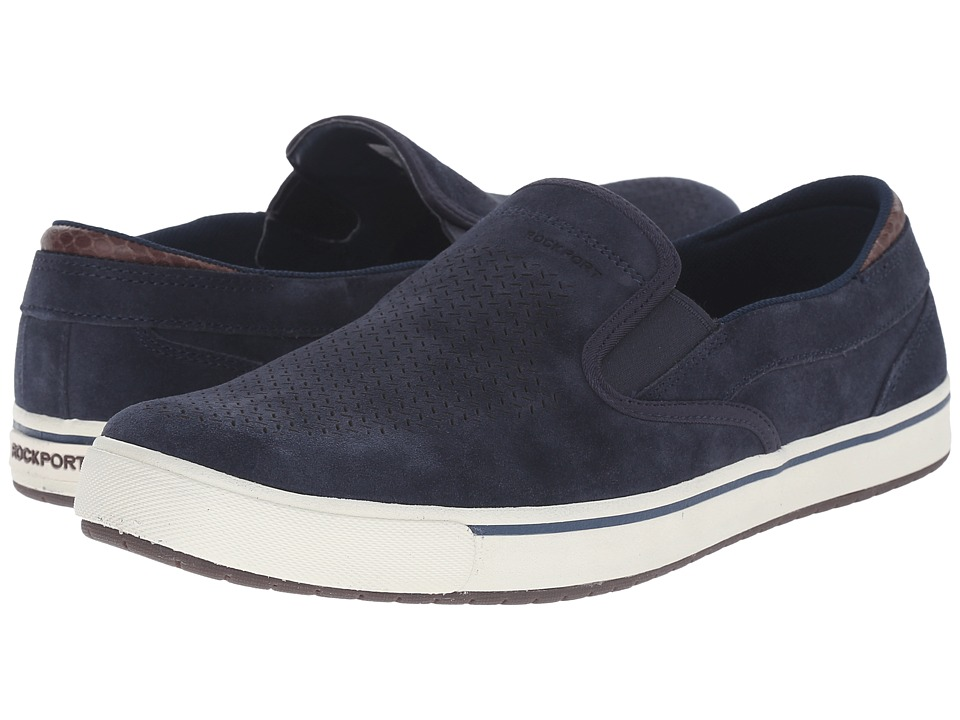 Rockport - Path to Greatness Slip-on (New Dress Blues) Men