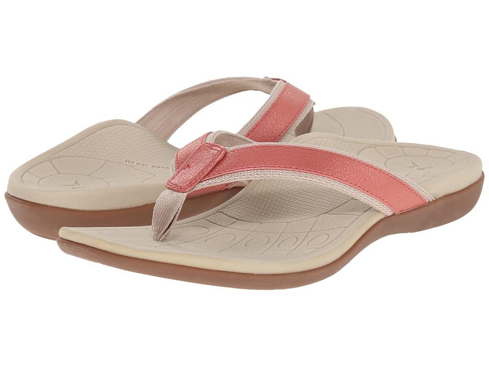 Aetrex Venus Rose Womens Sandals